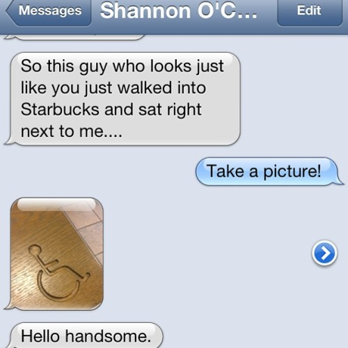 laughingatmynightmare:  And this is why we get along @shannonsmiles