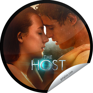I just unlocked the The Host Opening Weekend sticker on GetGlue                      6566 others have also unlocked the The Host Opening Weekend sticker on GetGlue.com                  Choose to believe. Choose to fight. Choose to love. Thank you for seeing The Host in theaters during opening weekend and for checking-in.  Share this one proudly. It's from our friends at Open Road Films.
