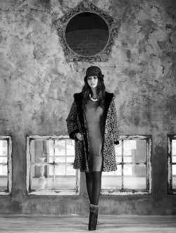 Park Min Young for Compagna's Winter 2012 collection