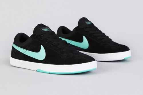 Nike SB Eric Koston 1 Black/Crystal Mint
