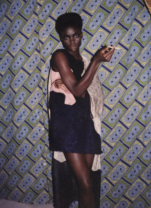 afvandevorst:  Jeneil Williams shot by Andrea Spotorno for Acne Paper December 2010
