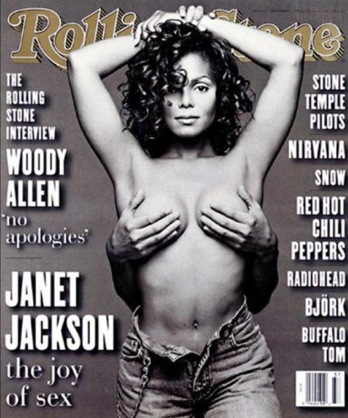 suicideblonde:  Janet Jackson photographed by Patrick Demarchelier for Rolling Stone, September 1993