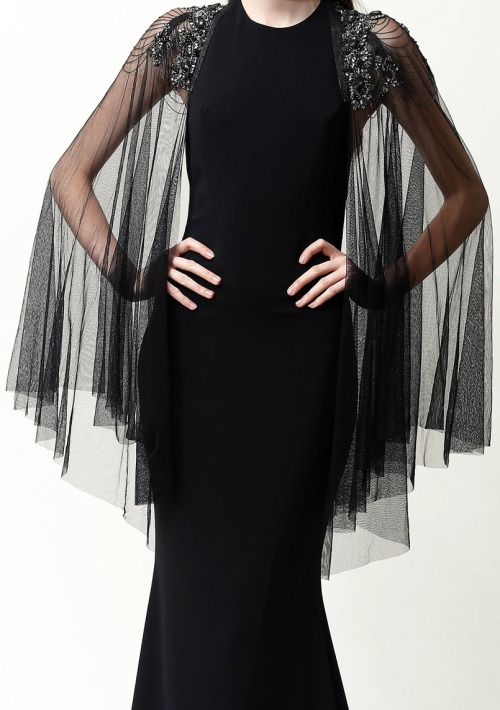 hautekills:  Badgley Mischka pre-fall 2013