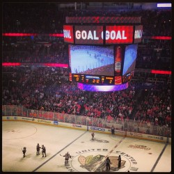 #OneGoal #Chicago #Blackhawks !!!!