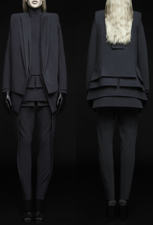 Rad by Rad Hourani f/w 2013