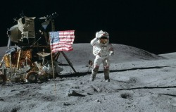 "bxtman:  ""One small step for man, one giant leap for mankind"""