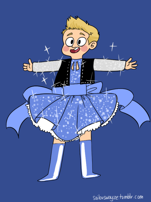 sailorswayze:   sorry that i made magical anime girl chris jericho i so sorry jesus   Save us, Sailor Y2J!