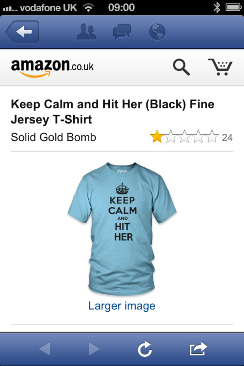 Stay classy, Amazon, you tax-dodging pricks