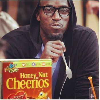 Celtics vs. Knicks  8:00 P.M. on TNT  Get your Honey Nut Cheerios popcorn ready