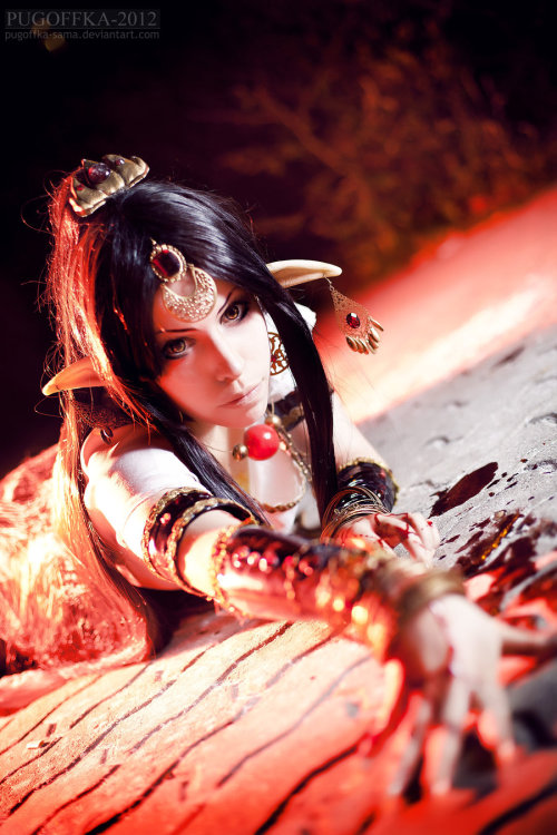 girlsbydaylight:  RG Veda : Ashura by ~Rociell