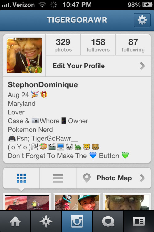 Go Follow Me On Instagram Please (: