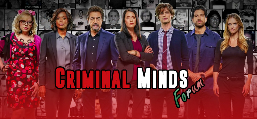 Criminal Minds Forum