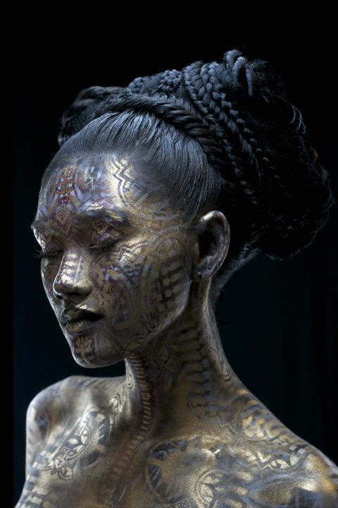 lotusunfurled:  Goddess Mahina III by eyelevelstudio