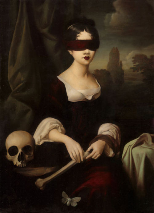 kiraablue:  Seance by Stephen Mackey
