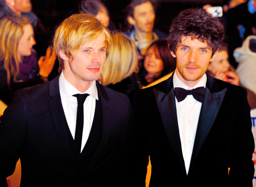 darktoyourlight:  19/50 pictures of the Merlin Cast