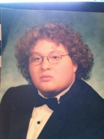 sonicflow:  - Action Bronson in high school