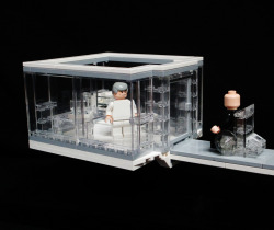 legoexpress:  Plastic Prison (by Julius No)