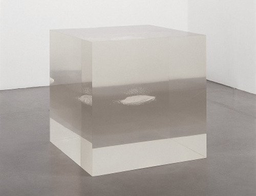 'Space As An Object', Anish Kapoor, 2001