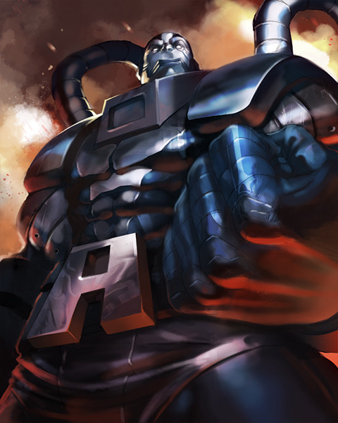 toxicadams:  Apocalypse Marvel's War of Heroes Card Game by *JimboBox