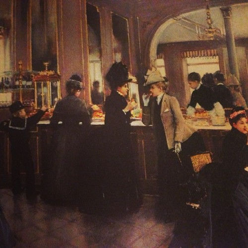 'The Patisserie Gloppe,' by Jean Béraud.
