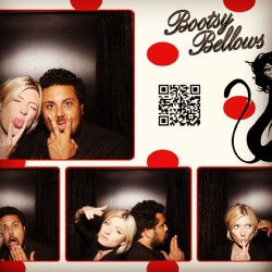Myself and @bigshot out and about In la la land #la #photobooth