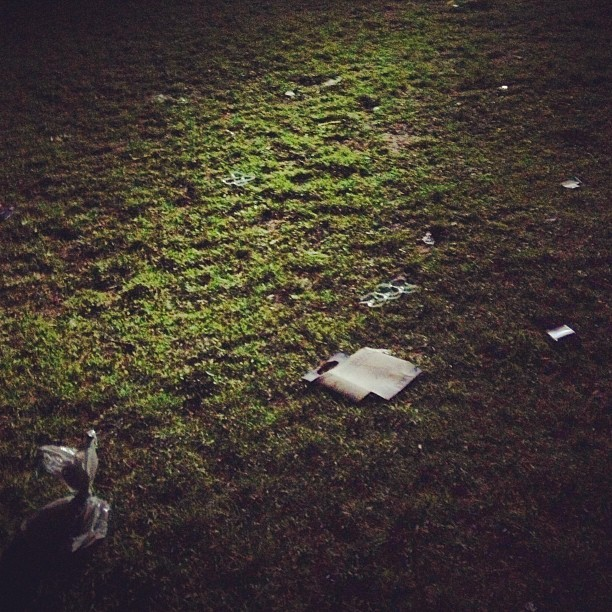 the downside of popularity #bellwoods #sad #operationmidnightcleanup