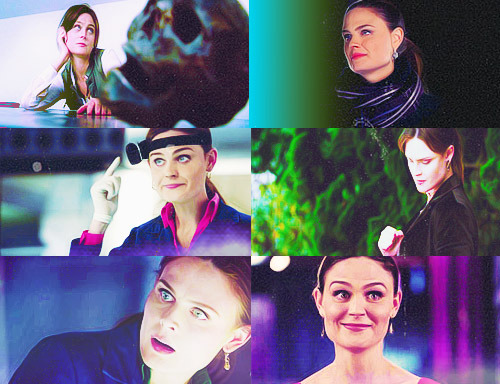 lisbonteresa:  Favorite lead female character: Temperance Brennan.  Two plus two equals four. I put sugar in my coffee and it tastes sweet. The sun comes up because the world turns. These things are beautiful to me. There are mysteries I will never understand, but everywhere i look i see proof that for every effect there is a corresponding cause. Even if i can't see it. I find that reassuring.