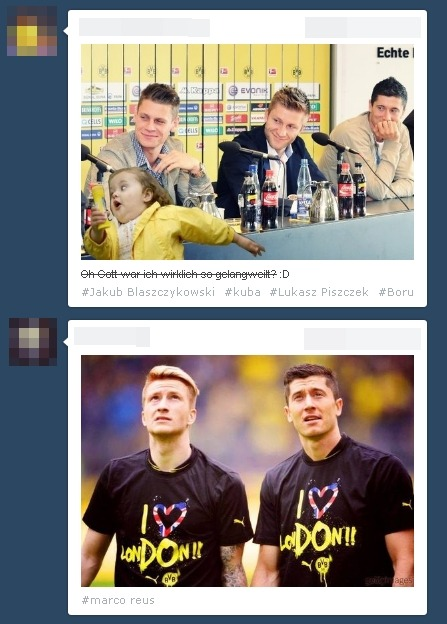 "kissesfromfootball:  Ok Boys xxĐ ♥ I love this guys :"") <3"