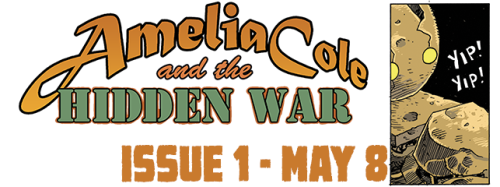 AMELIA COLE AND THE HIDDEN WAR issue 1 will be on @ComiXology May 8th! And if you're afraid of forgetting, it's available for pre-order now: http://www.comixology.com/Amelia-Cole-and-the-Hidden-War-1/digital-comic/DIG003903