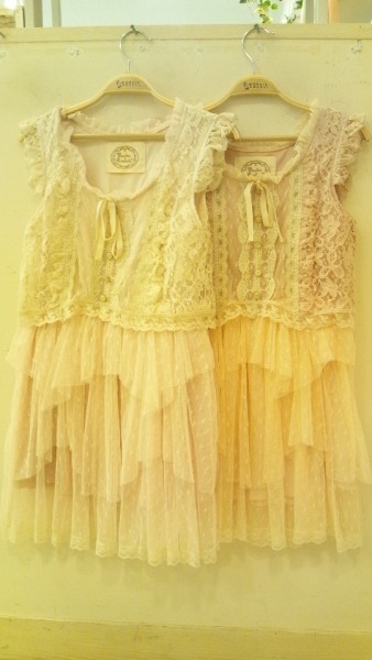 forestfairytales:  Vestido por Wonder Rocket