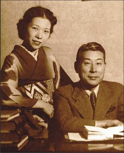 "bemusedlybespectacled:  gdfalksen:  Chiune Sugihara. This man saved 6000 Jews. He was a Japanese diplomat in Lithuania. When the Nazis began rounding up Jews, Sugihara risked his life to start issuing unlawful travel visas to Jews. He hand-wrote them 18 hrs a day. The day his consulate closed and he had to evacuate, witnesses claim he was STILL writing visas and throwing from the train as he pulled away. He saved 6000 lives. The world didn't know what he'd done until Israel honored him in 1985, the year before he died.  Why can't we have a movie about him?  He was often called ""Sempo"", an alternative reading of the characters of his first name, as that was easier for Westerners to pronounce. His wife, Yukiko, was also a part of this; she is often credited with suggesting the plan. The Sugihara family was held in a Soviet POW camp for 18 months until the end of the war; within a year of returning home, Sugihara was asked to resign - officially due to downsizing, but most likely because the government disagreed with his actions. He didn't simply grant visas - he granted visas against direct orders, after attempting three times to receive permission from the Japanese Foreign Ministry and being turned down each time. He did not ""misread"" orders; he was in direct violation of them, with the encouragement and support of his wife.  He was honoured as Righteous Among the Nations in 1985, a year before he died in Kamakura; he and his descendants have also been granted permanent Israeli citizenship. He was also posthumously awarded the Life Saving Cross of Lithuania (1993); Commander's Cross Order of Merit of the Republic of Poland (1996); and the Commander's Cross with Star of the Order of Polonia Restituta (2007). Though not canonized, some Eastern Orthodox Christians recognize him as a saint. Sugihara was born in Gifu on the first day of 1900, January 1. He achieved top marks in his schooling; his father wanted him to become a physician, but Sugihara wished to pursue learning English. He deliberately failed the exam by writing only his name and then entered Waseda, where he majored in English. He joined the Foreign Ministry after graduation and worked in the Manchurian Foreign Office in Harbin (where he learned Russian and German; he also converted to the Eastern Orthodox Church during this time). He resigned his post in protest over how the Japanese government treated the local Chinese citizens. He eventually married Yukiko Kikuchi, who would suggest and encourage his acts in Lithuania; they had four sons together. Chiune Sugihara passed away July 31, 1986, at the age of 86. Until her own passing in 2008, Yukiko continued as an ambassador of his legacy. It is estimated that the Sugiharas saved between 6,000-10,000 Lithuanian and Polish Jewish people."