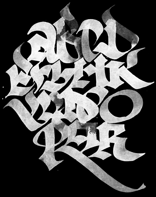 julienpriezdrawing:  Calligraphy, research, julien priez