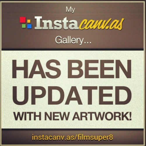 Please visit my #instacanvas gallery. #supportartists #buyart #canvasprints #art http://www.instacanv.as/filmsuper8