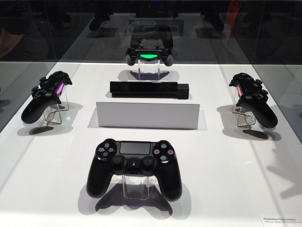 consolewars:  New PS4 controller