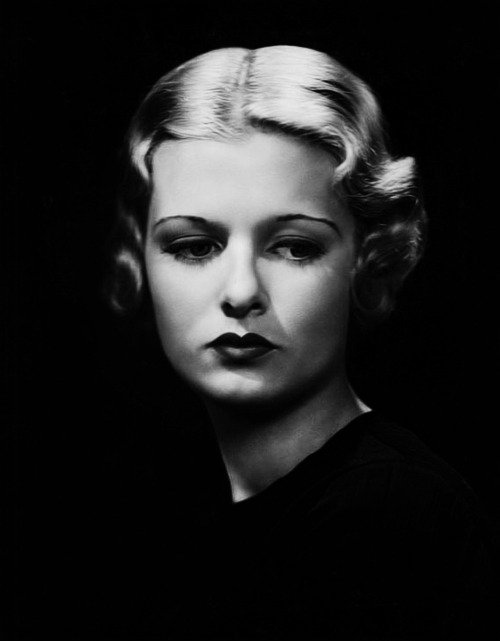 Joan Bennett by George Hurrell