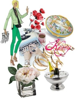 Happy Birthday Kerry by h-h-linda-newell on Polyvore