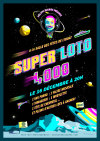 Le Super Loto 4000Animé par Philippe MauriceLe Mercredi 16 Décembre 2015 à l'IBOAT, BordeauxEvent : https://www.facebook.com/events/1502235520104252/