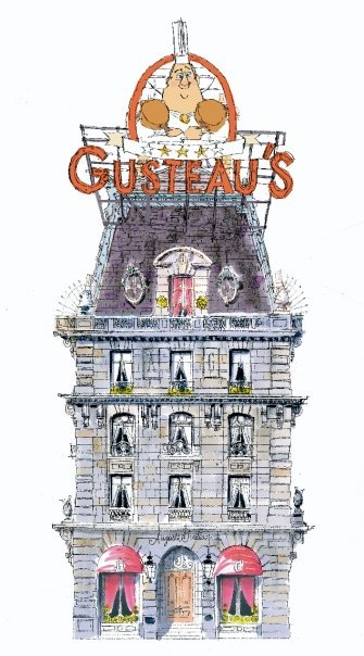 "disneypixar:  Gusteau's, ""Ratatouille,"" (2007)."