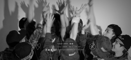 "Omigosh. I think the title track is wolf!  1st EXOs ""school mascot"" is a wolf. 2nd, EXOs jerseys say ""WOLF"" on them."
