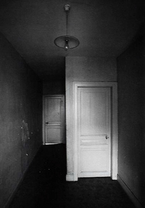 Untitled (Two Doors) by Werner Hannappel, c. 1980