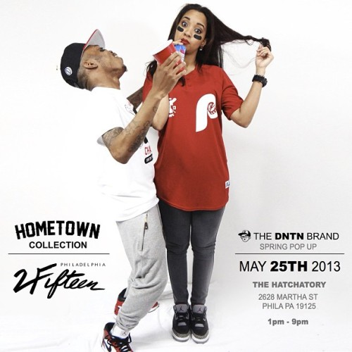 this Saturday come out to the #DNTN #Hometowncollection #2Fifteen Spring 2013 Release #POPUP … S/o 2 #ARF