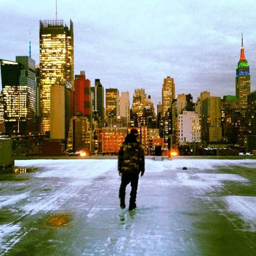 badassjoey:  City of Gold. Make it here you can make it anywhere..