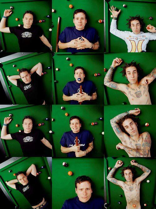 wastingmy-youth:  Blink-182 blog