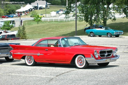 61 Chrysler 300G