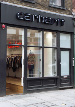 sjnsn:  Carhartt, London