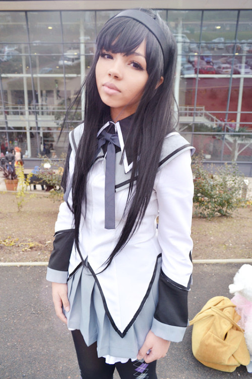 miyuki-tan:  ♡ Another, www~! I look so gormless! ♡