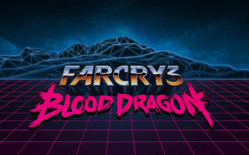 gamefreaksnz:  Far Cry 3: Blood Dragon coming in May  Far Cry 3: Blood Dragon is a standalone, downloadable title that will bring its VHS vision of the future our way beginning May 1, 2013.