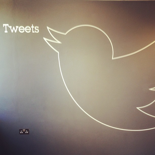 The #portlanddesigncom Tweet Wall #twitter (at Portland Design)
