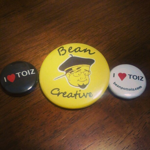 Button fever!! #buttons #BeanPotToiz #ihearttoiz