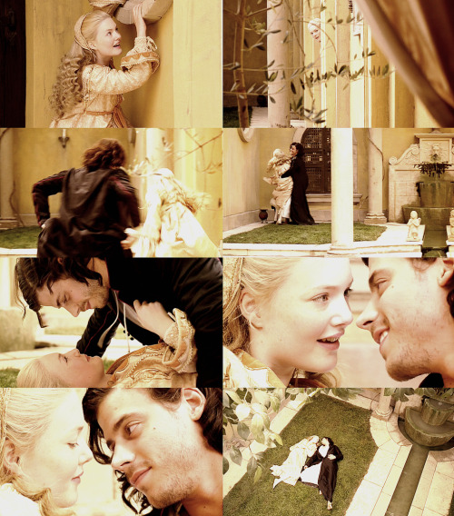 """Don't you love God, Cesare?""""More than I love you?"""
